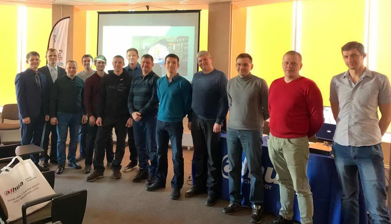 Dahua Technology представила в России технологию Full-Colo