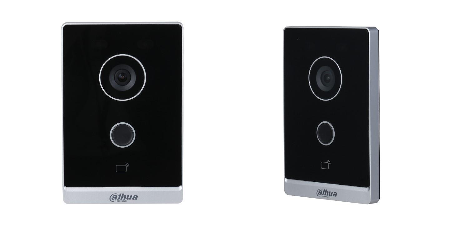 Dahua VTO2211G-WP – одноабонентская вызывная панель IP-видеодомофона